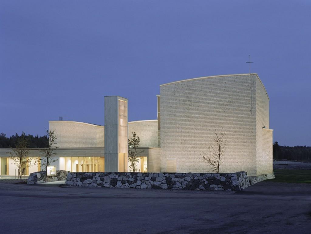 Kostol v mestskej časti Viikki