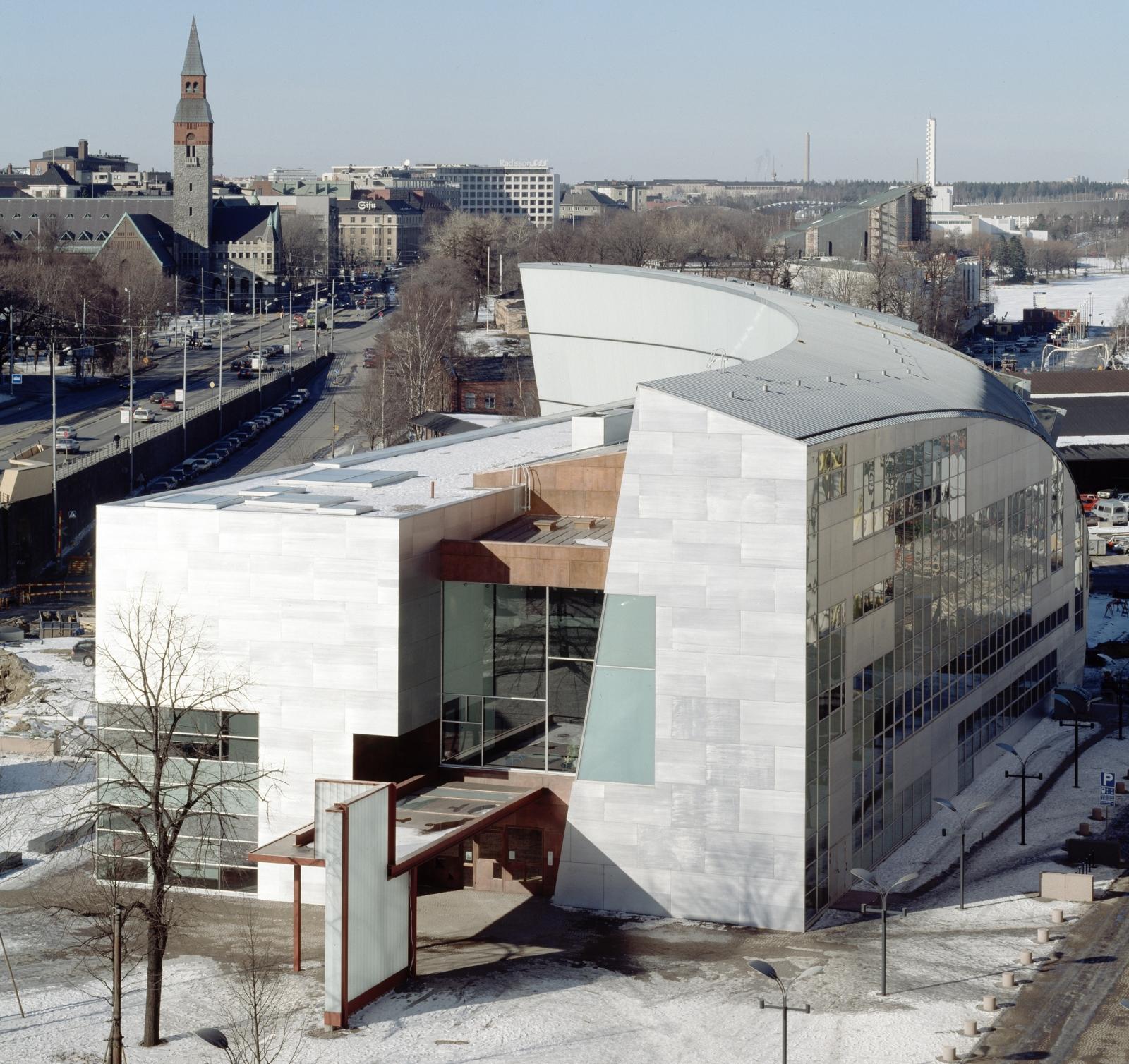 Múzeum súčasného umenia Kiasma