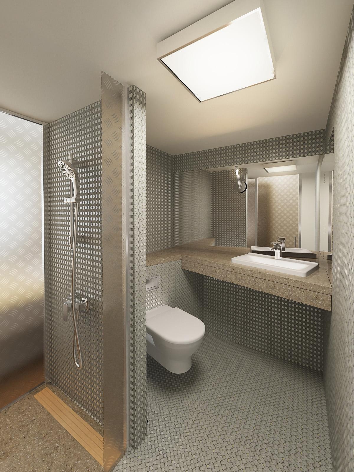 Bathroom Shower Ideas For Small Bathrooms Mal 225 K 250 Peľňa Pre Romantikov 250 Tuln 225 Pre Minimalistov